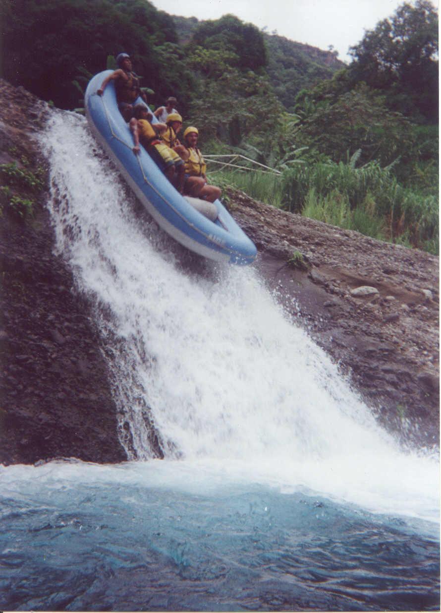 Rafting Jalcomulco Río Aventura